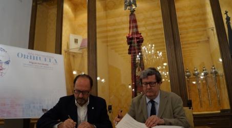 El Instituto Cervantes y el Ayuntamiento de Orihuela acuerdan difundir la obra de Miguel Hernández por todo el mundo.